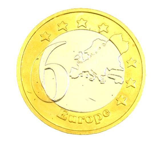 Wwwkniffligesde Sexy 6 Euro Münze Motiv 1